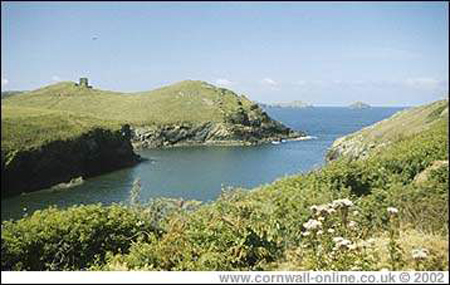 Port Quin view of Doyden Point