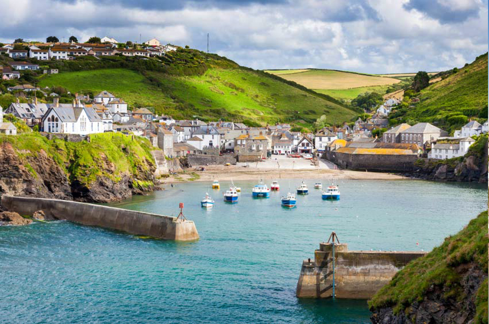 Cool Port Isaac Home Interior And Landscaping Oversignezvosmurscom